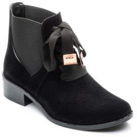 Bernardo Lacey Velvet Rain Boots