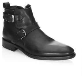 John Varvatos Sullivan Almond Toe Boots