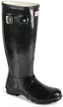 Hunter Original Gloss - Rubber Rain Boot