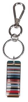 Paul Smith Men's Multicolor Metal Key Chain.