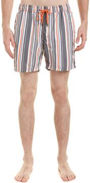 Mr.Swim Mr. Swim Striped Swim Short