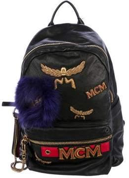 MCM Stark Insignia Backpack
