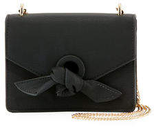 Neiman Marcus Bow Mini Messenger Bag