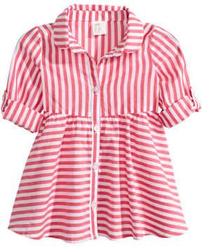 H&M Cotton Dress - Red