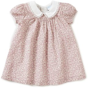 Edgehill Collection Baby Girls Newborn-24 Months Made With Liberty Fabric Dress