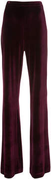 Christian Siriano wide leg trousers