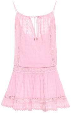 Melissa Odabash Chelsea cotton slip dress