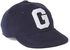Gap Logo Baseball Hat in French Terry
