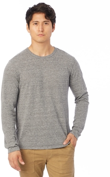 Alternative Made in U.S.A Eco-Jersey Long Sleeve T-Shirt
