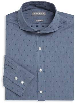Michael Bastian Men's Printed Dress Shirt