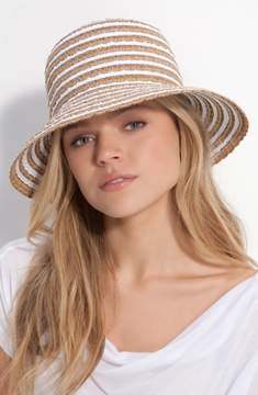 Eric Javits Women's 'Braid Dame' Hat - White