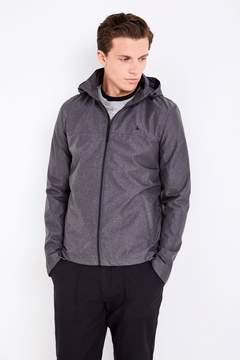 Jack Wills Blackett Heathered Nylon Jacket