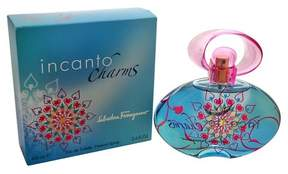 Incanto Charms by Salvatore Ferragamo Eau de Toilette Women's Spray Perfume - 3.4 fl oz