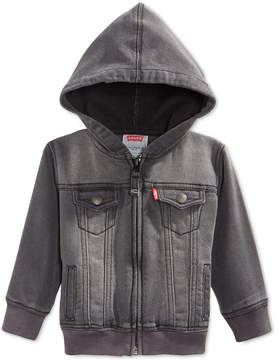Levi's Knit Hoodie, Baby Boys (0-24 months)