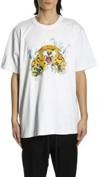 Amen Mes18251 T-shirt Over With Print001