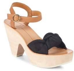 Dolce Vita Shia Knotted Sandals
