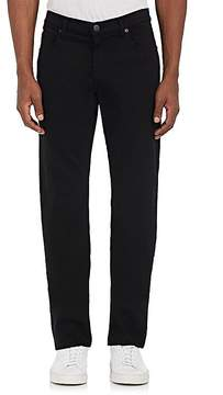 J Brand MEN'S COLE TERRY RELAXED STRAIGHT JEANS