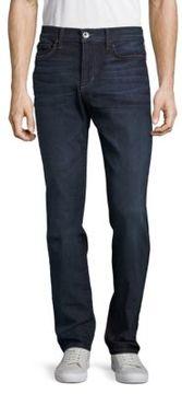 Joe's Jeans Solid Slim Fit Jeans