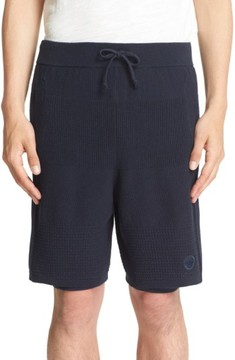 adidas Men's Wings + Horns X Linear Texture Knit Shorts