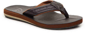 Quiksilver Boys Carver Toddler & Youth Flip Flop