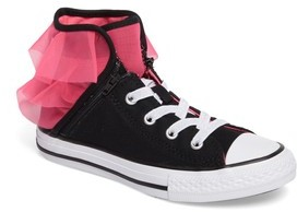 Converse Infant Girl's Block Party High Top Sneaker