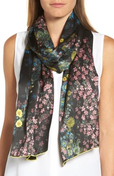 Ted Baker Women's Unity Floral Silk Scarf