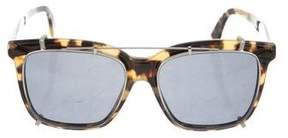 Illesteva Felix Reflective Sunglasses