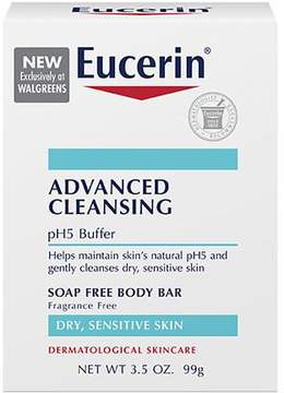 Eucerin Advanced Cleansing Body Bar