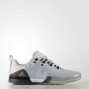 adidas Women's Crazypower TR W Cross-Trainer Shoe, White/Vapour Grey/Clear Grey, 10 M US