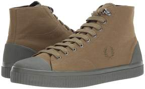 Fred Perry Hughes Mid Shower Resistant Canvas Men's Shoes