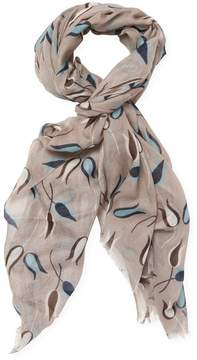 Valentino Women's Floral Print Rectangle Scarf