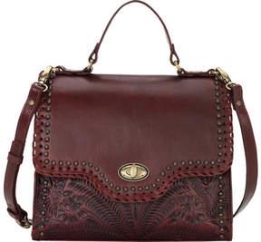 American West Hidalgo Top-Handle Convertible Flap Bag (Women's)