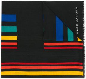 Marc Jacobs printed scarf