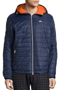 J. Lindeberg Ski Bona Quilted Jacket