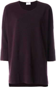 Allude loose fit jumper