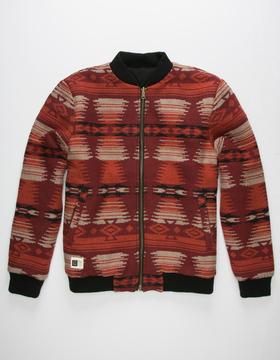 LIRA Glover Mens Reversible Jacket