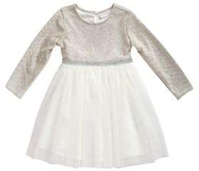 Sweet Heart Rose Sweetheart Rose Baby Girl's Embellished Dress