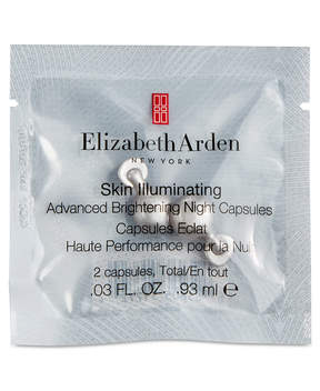 Receive Free Skin Illuminating Advanced Brightening Night Capsules with any $50 Elizabeth Arden purchase