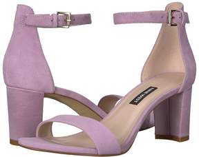 Nine West Pruce Block Heel Sandal High Heels