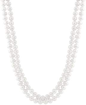 Bella Pearl Multi-Row Freshwater Pearl 72 Necklace
