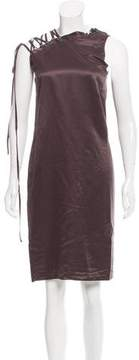 A.F.Vandevorst A.F. Vandevorst Lattice Shoulder Sleeveless Dress w/ Tags
