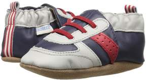 Robeez Super Sporty Soft Sole Boys Shoes