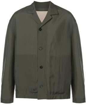 Jil Sander buttoned lightweight jacket