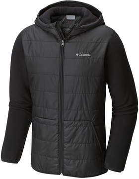 Columbia Men's Warmer Days Iii Omni-Tech Waterproof Jacket