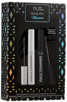 PUR Cosmetics Fully Charged Mascara and Primer Set