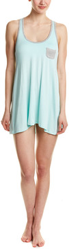 Fleurt Fleur't With Me High-Low Chemise