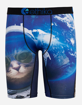Ethika Space Cats Staple Boys Underwear