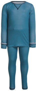 Cuddl Duds Comfortech Poly Base Layer Top and Pants Set (For Toddler Boys)