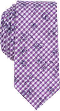 Bar III Men's Beaufort Bird Conversational Slim Tie, Created for Macy's