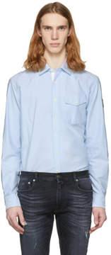 Belstaff Blue Steadway Shirt